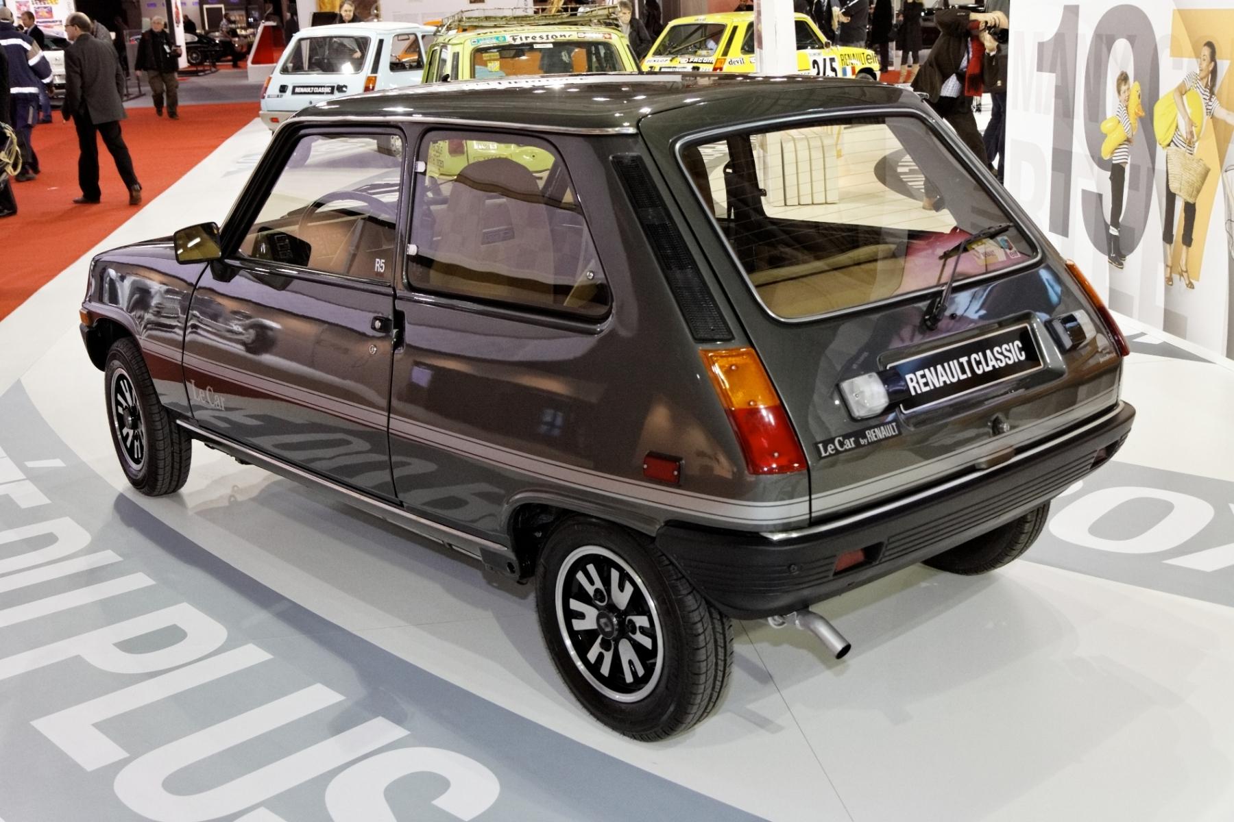 Renault 5 : réussite technique et esthétique confirmée par un succès commercial