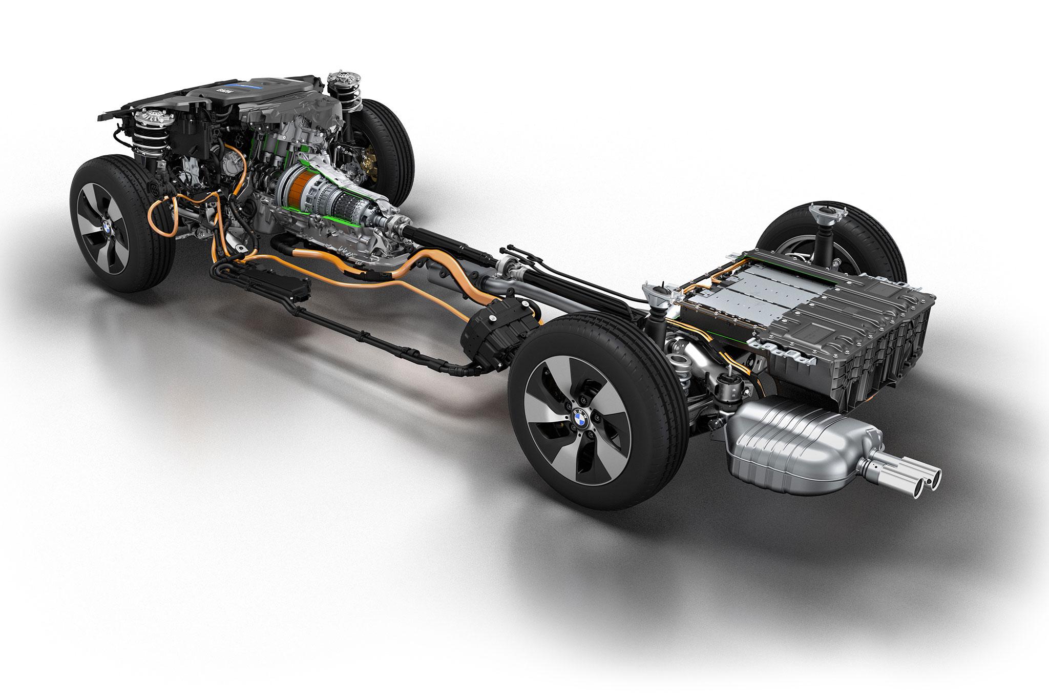La transmission hybride bimode Prius : Comment ça marche ?