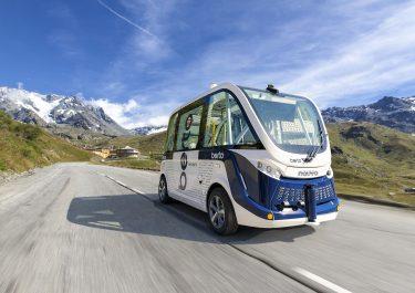 La navette autonome : le transport du futur ?