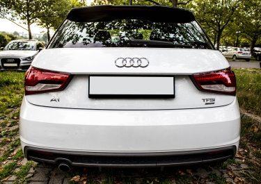 Zoom sur l'Audi A1