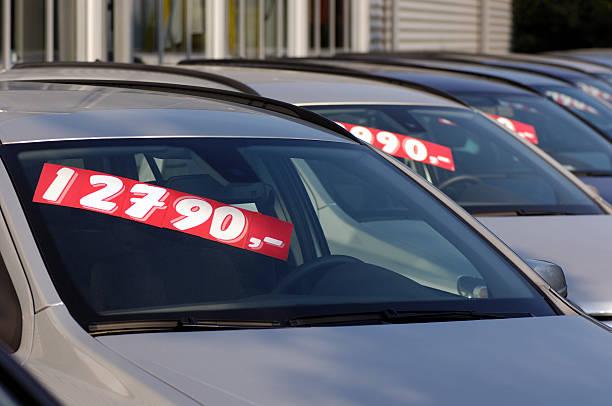 Rang de voitures à prix bas