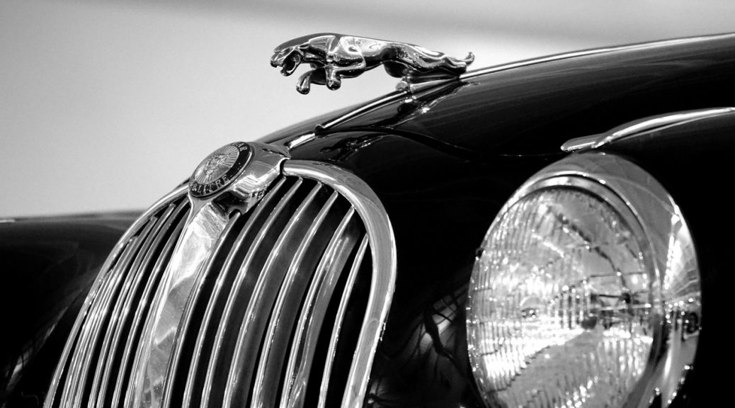 Voiture Jaguar