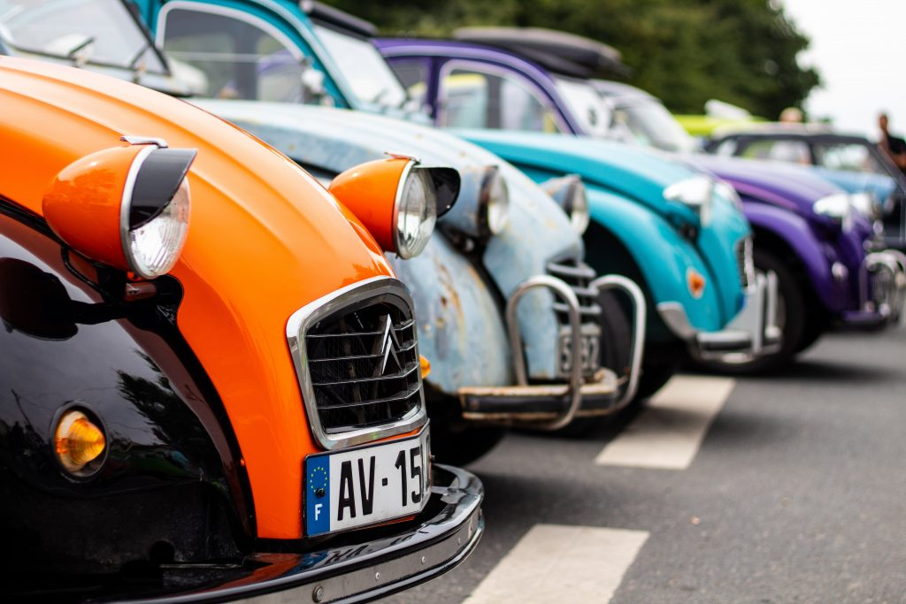 Collection de 2CV